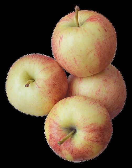 Mache dir leckere Apfelpfannküchle aus Äpfeln.